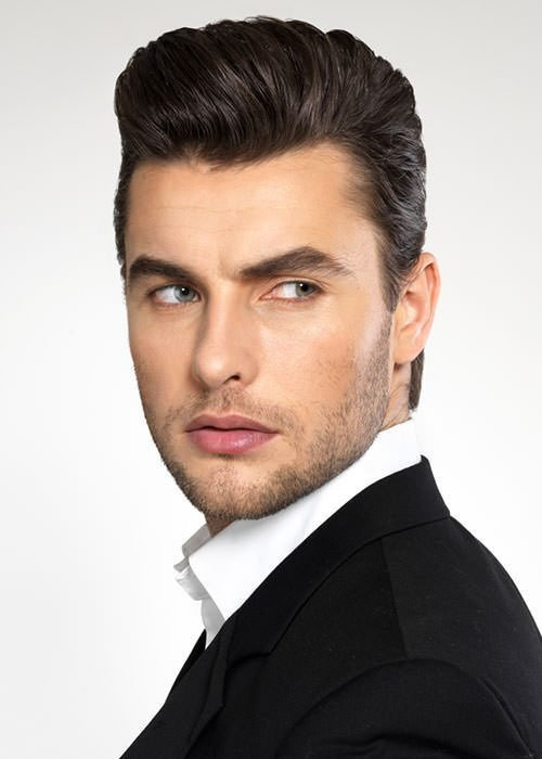 The Best 6 Elegant Business Hairstyles For Men 2014 Pictures