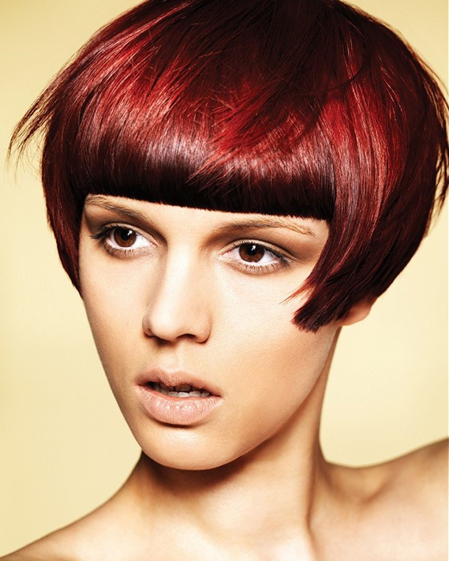 The Best Hairstyle Ideas For Growing Out Fringe Pictures