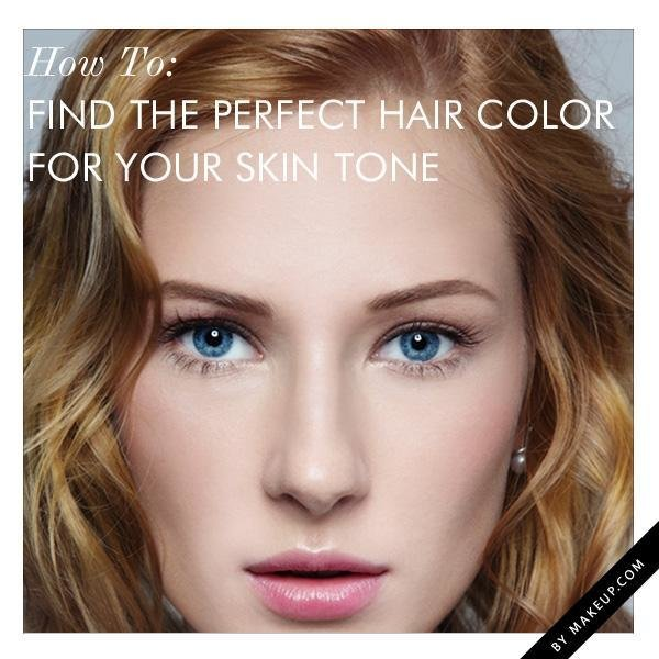 The Best How To Find The Perfect Hair Color For Your Skin Tone Pictures