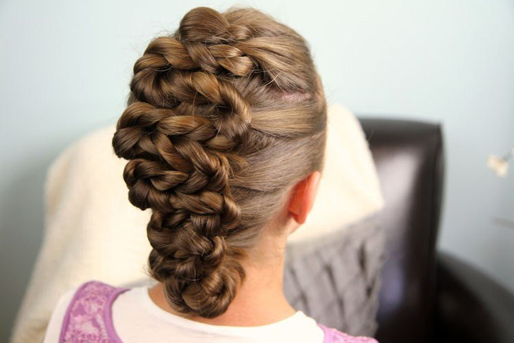 The Best Top 10 Cute Girl Hairstyles For School Yve Style Com Pictures