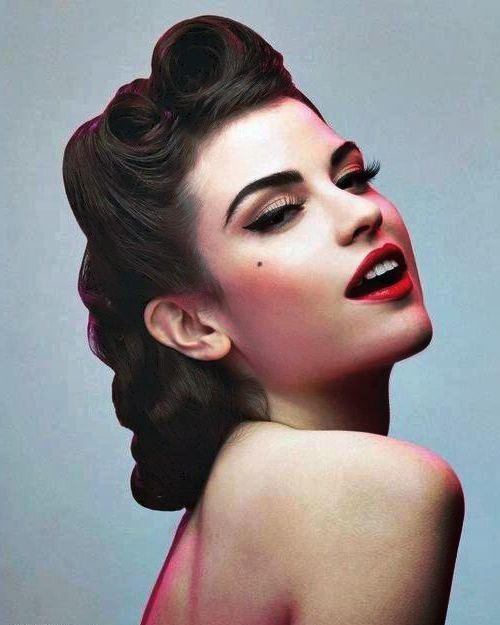 The Best 50S Hairstyles Ideas Yve Style Com Pictures