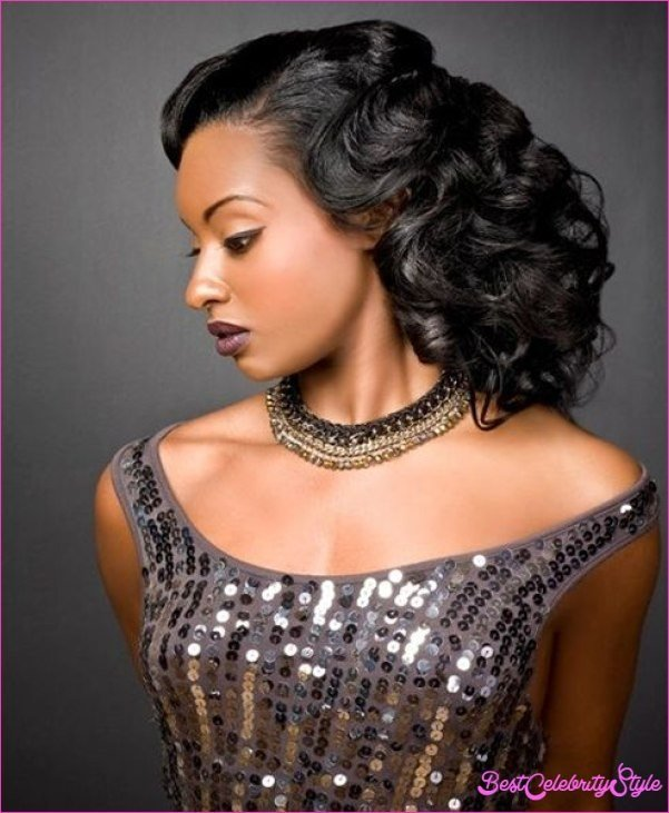 The Best Black Prom Hairstyles Bestcelebritystyle Com Pictures