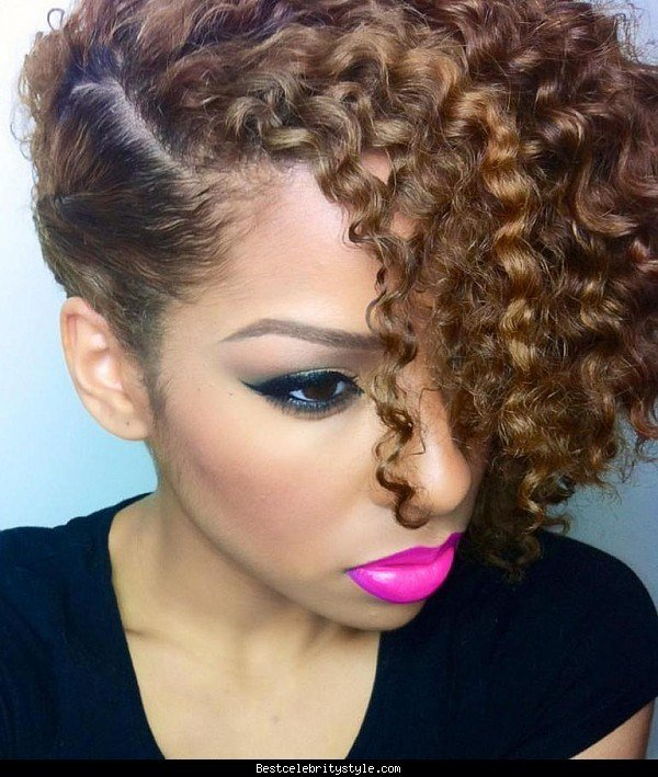 The Best Short Haircuts Mixed Race Hair Best Celebrity Style Pictures