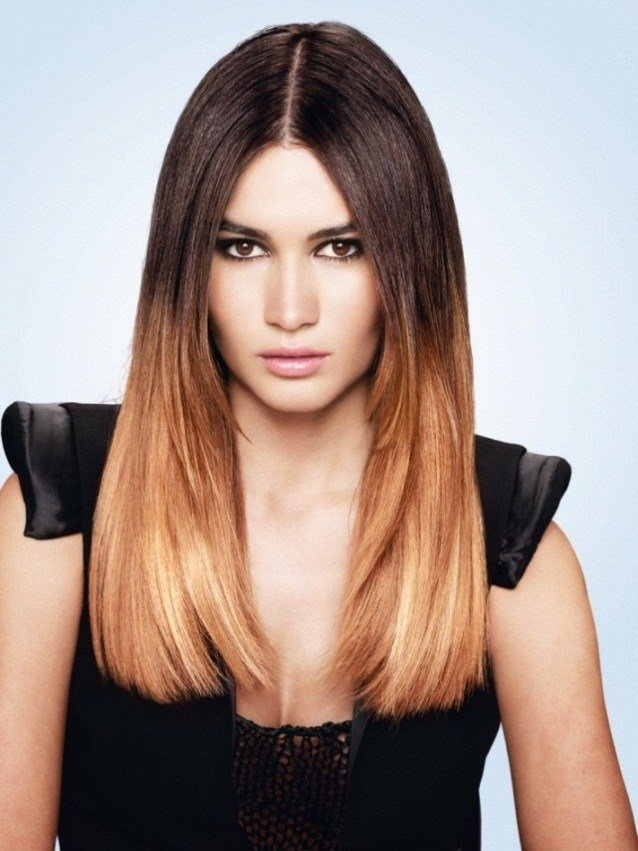 The Best 2014 Hair Color Trends Pictures