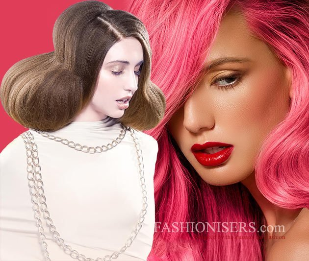 The Best Extravagant Hairstyles And Hair Colors For Women Pictures