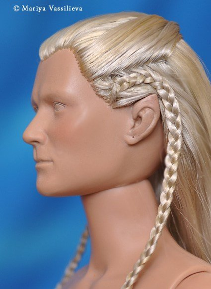 The Best Hairstyle For Legolas By Mary Vassilieva On Deviantart Pictures