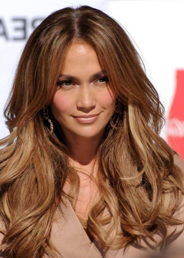 The Best 27 Dark Brown Hair With Highlights To Inspire You Feed Pictures