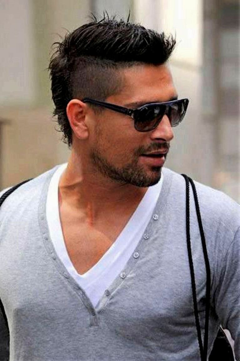 The Best 20 Mohawk Hairstyles For Men Feed Inspiration Pictures