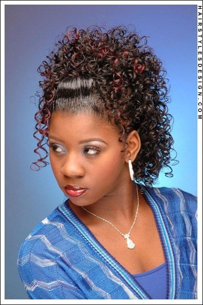 The Best African American Girls Haircut Hairstyles French Fashions Pictures