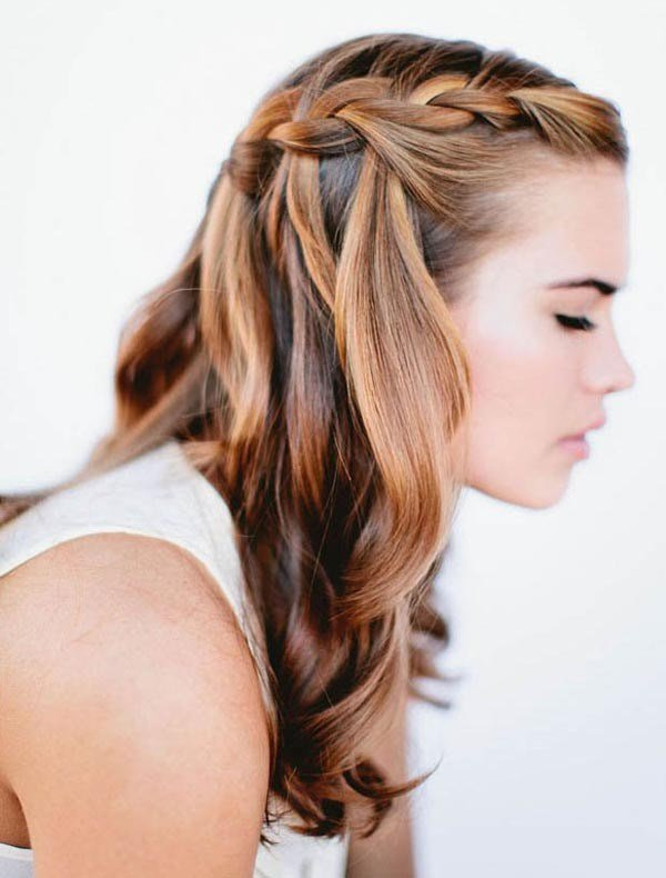 The Best Beautiful And Easy Braided Hairstyles For Different Types Pictures
