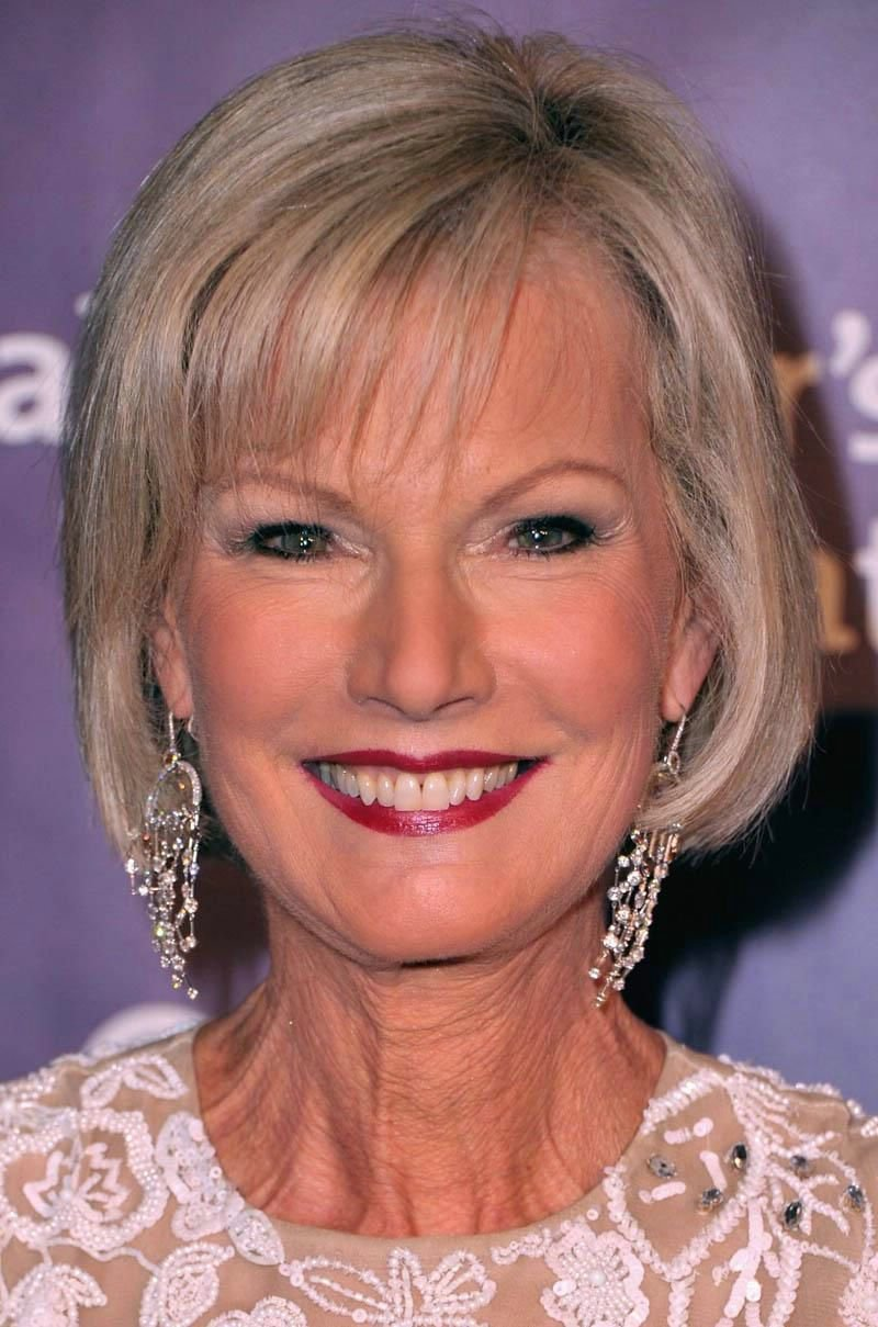 The Best Top 10 Short Haircuts For Older Women With Fine Hair Pictures