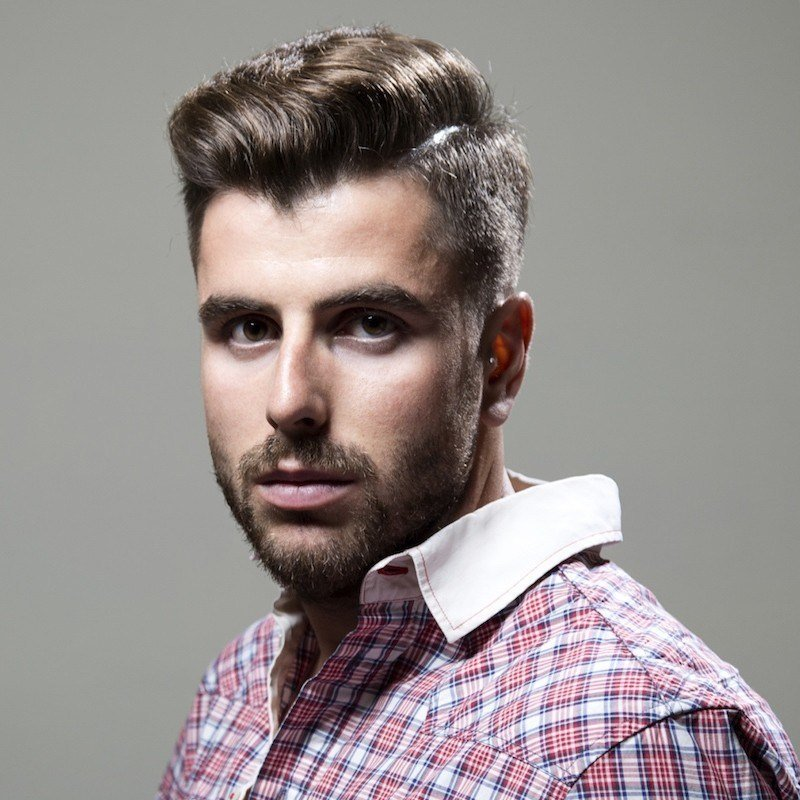 The Best Men S Haircut Network — Menshairstyletrends Via Popular Men's Pictures