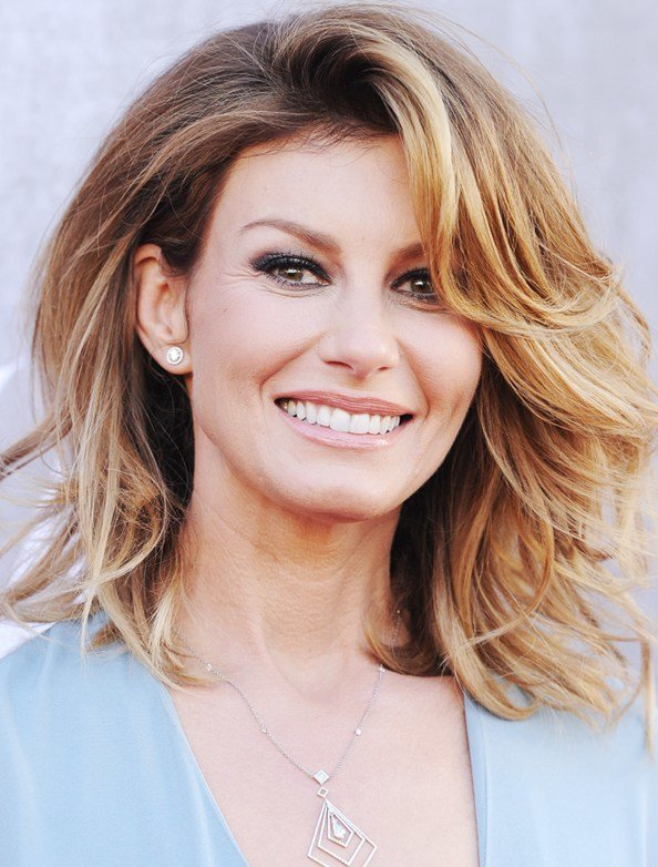 The Best Faith Hill Celebrates 47Th Birthday Instyle Com Pictures
