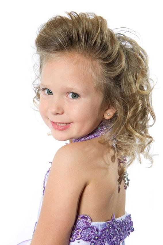 The Best Beauty Pageant Hairstyle Pictures