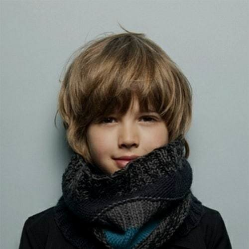 The Best 10 Year Old Boy Haircuts For A Cute Look June 2019 Pictures