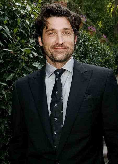 The Best Patrick Dempsey Hairstyles Dapper In Naturally Wavy Hair Pictures
