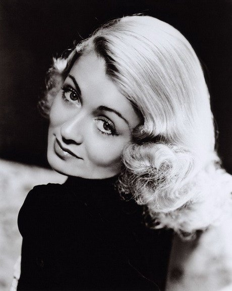 The Best 1930S Hairstyles For Long Hair Pictures
