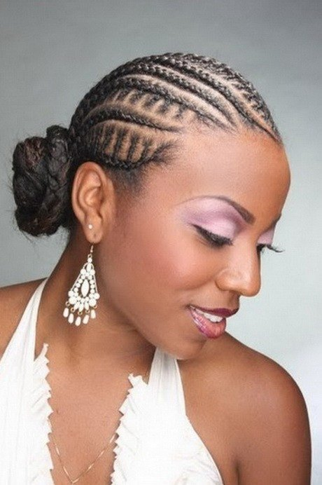 The Best African Braided Hairstyles 2015 Pictures
