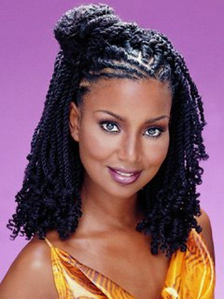 The Best African Twist Braid Hairstyles Pictures