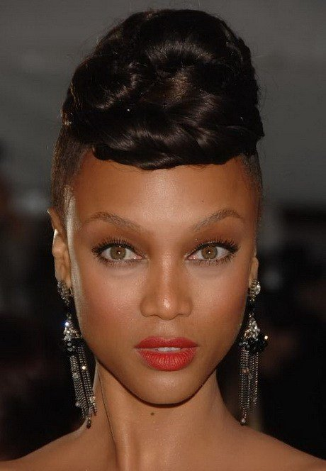 The Best Black Hairstyles With Buns Pictures