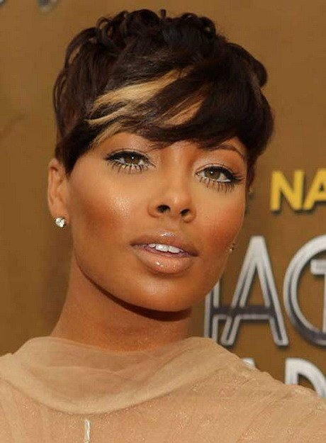 The Best Black People Short Haircuts Pictures