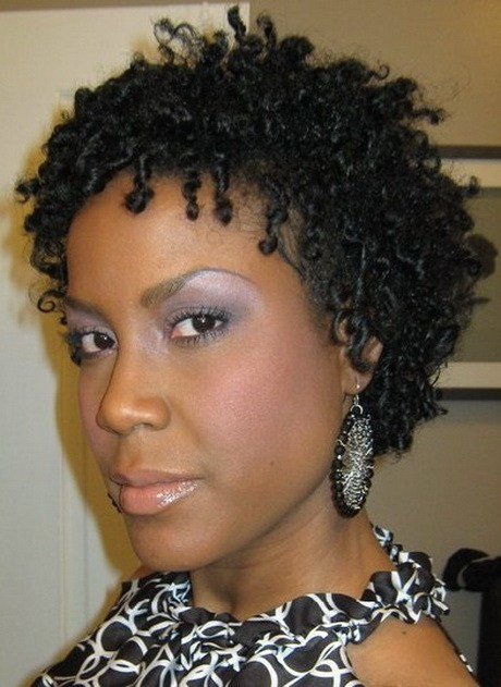 The Best Black Women Natural Hairstyles Pictures