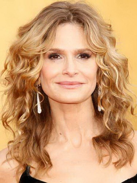The Best Curly Celebrity Hairstyles Pictures