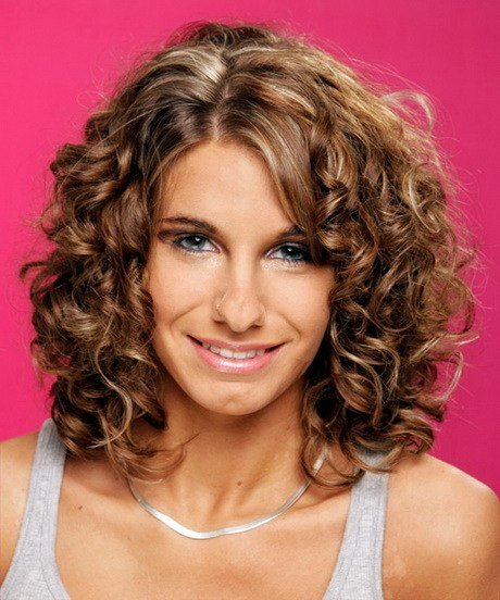 The Best Curly Medium Length Hairstyles 2015 Pictures