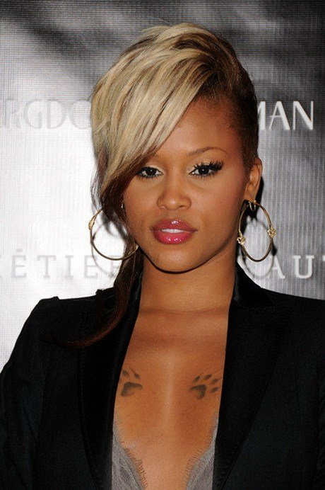 The Best Edgy Black Hairstyles Pictures
