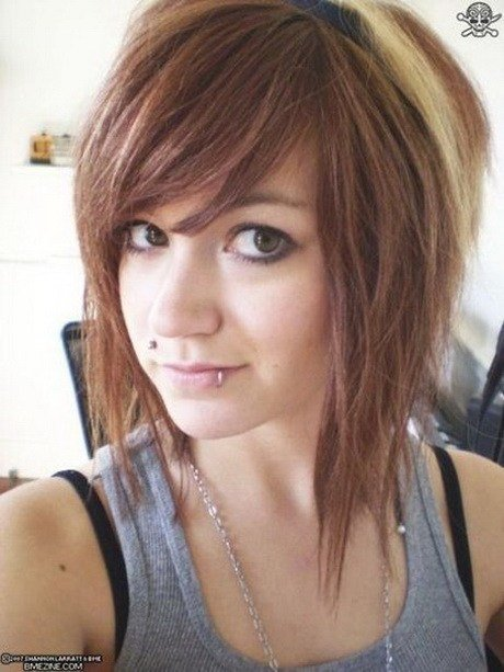 The Best Emo Medium Length Haircuts Pictures