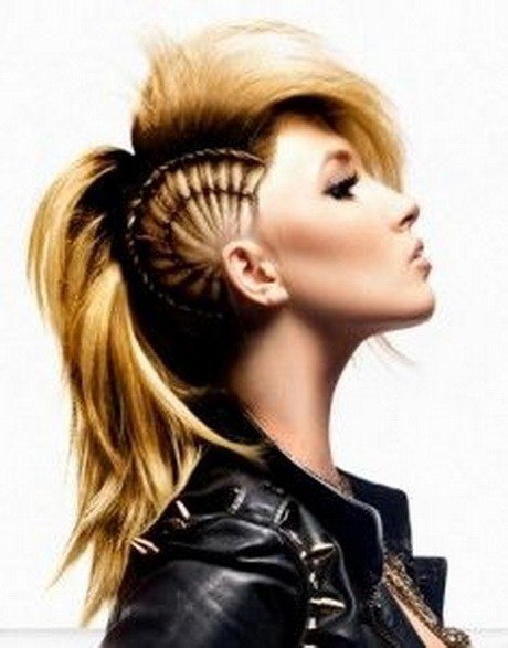 The Best Funky Braided Hairstyles Pictures