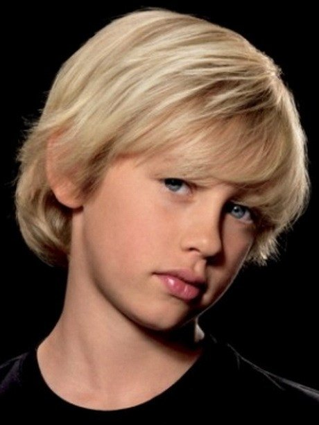 The Best Haircuts For Long Hair Boys Pictures
