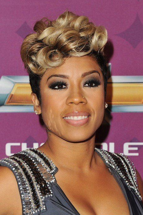 The Best Keyshia Cole Short Hair Styles Pictures