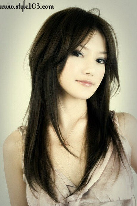 The Best Layered Long Haircut Pictures