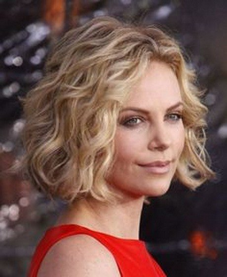 The Best Perm Hairstyles For Short Hair Pictures