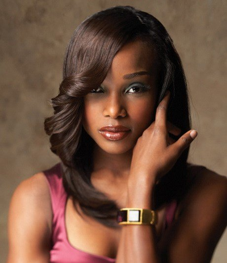 The Best Sew In Hairstyles For Black Women Pictures