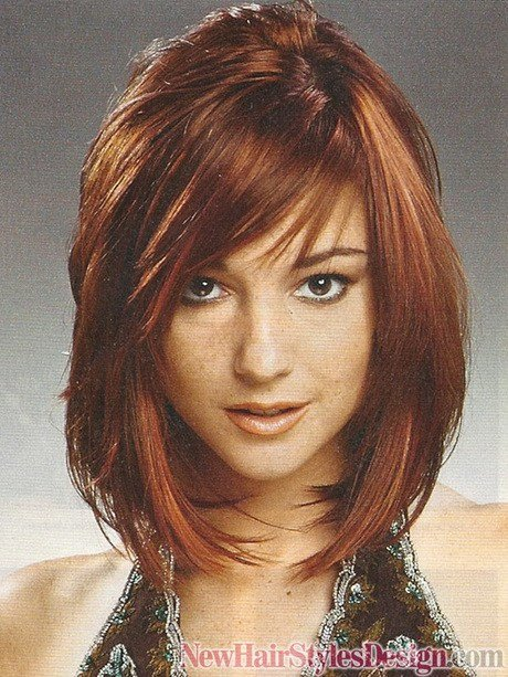 The Best Short And Long Layers Haircut Pictures