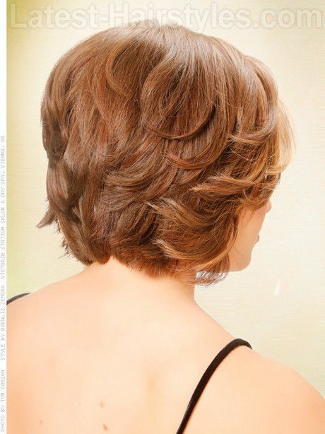 The Best Short Haircuts Front And Back View Pictures