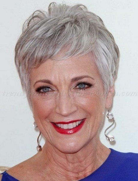 The Best Short Hairstyles For Women Over 60 Pictures