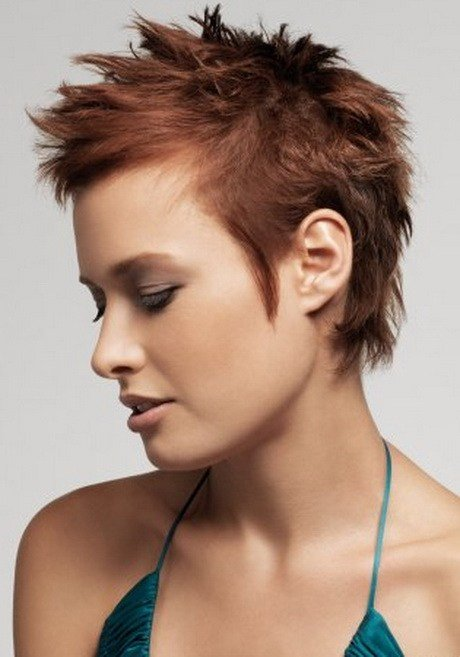 The Best Short Spikey Hairstyles For Older Women Pictures