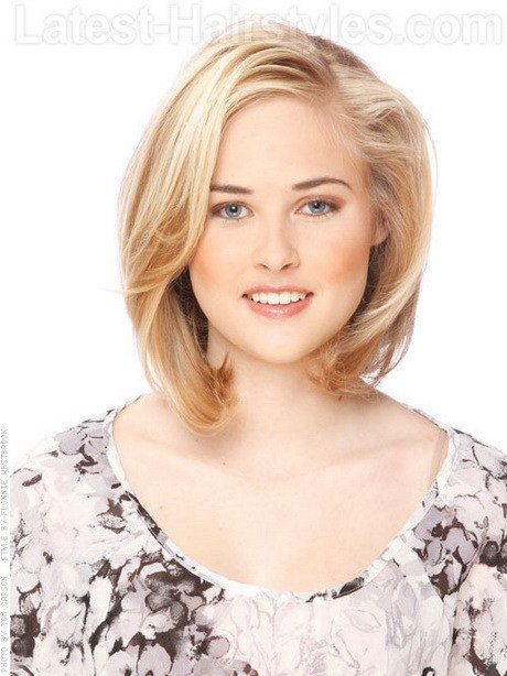 The Best Short To Medium Length Hairstyles For Fine Hair Pictures