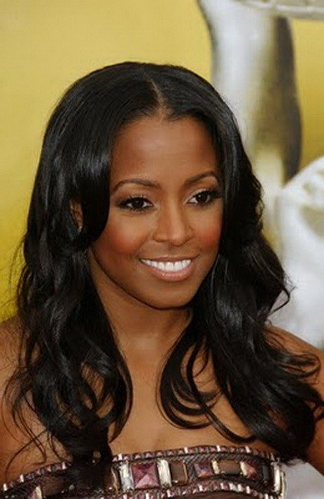 The Best Straight Weave Hairstyles For Black Women Pictures