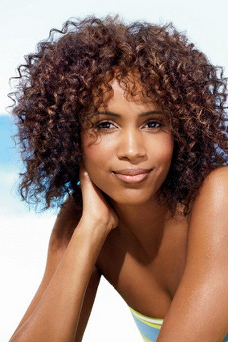 The Best Summer Curly Hairstyles Pictures
