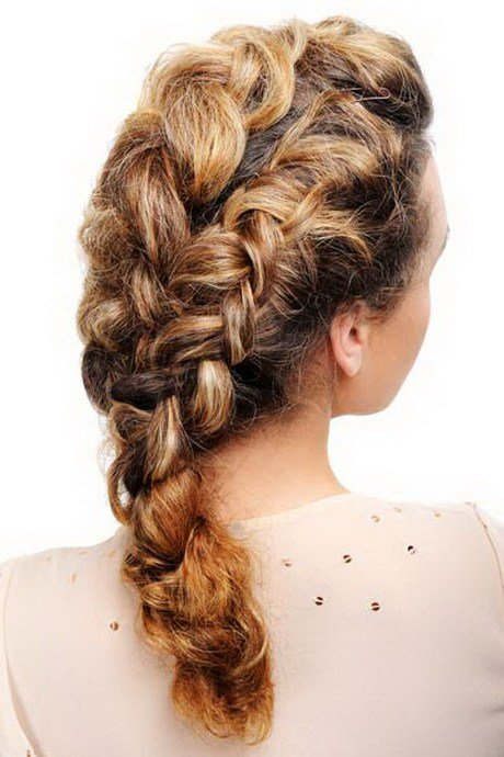 The Best Unique Braided Hairstyles Pictures
