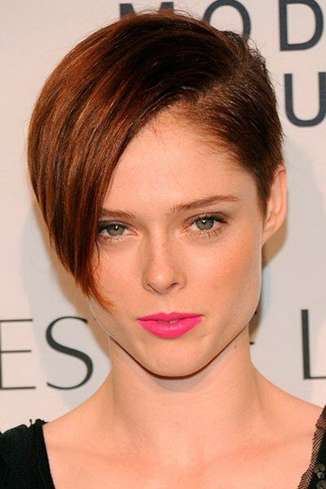 The Best Very Short Hairstyles For Thick Hair Pictures