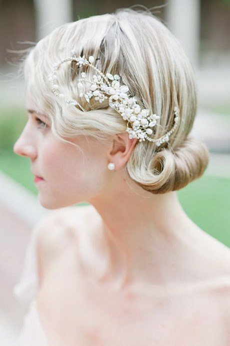 The Best Wedding Hairstyles For Thin Hair Pictures