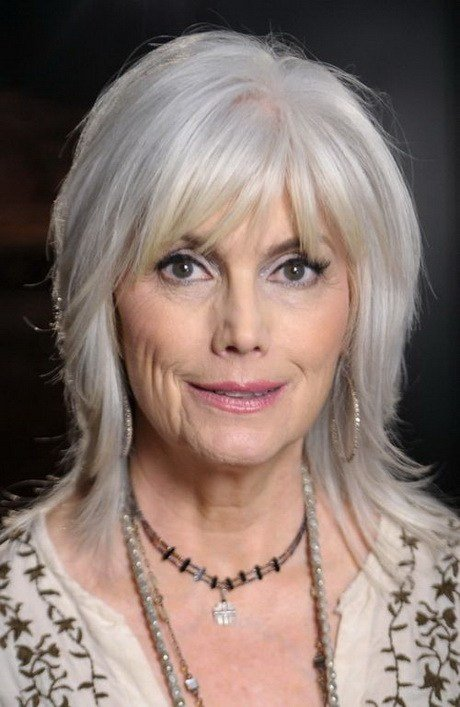 The Best Hairstyles For Women Over 60 Years Old Pictures