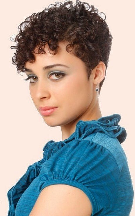 The Best Short Curly Hairstyles For Women 2015 Pictures