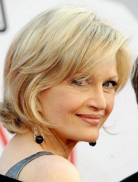 The Best Hairstyles And Color For Women Over 50 Pictures