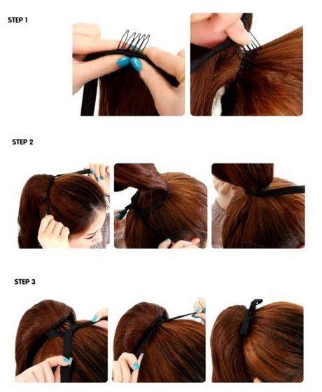 The Best Easy And Simple Hair Styles At Home Hairstyles Easy To Do Pictures